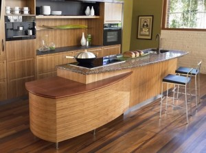 about bamboo kitchen cabinets