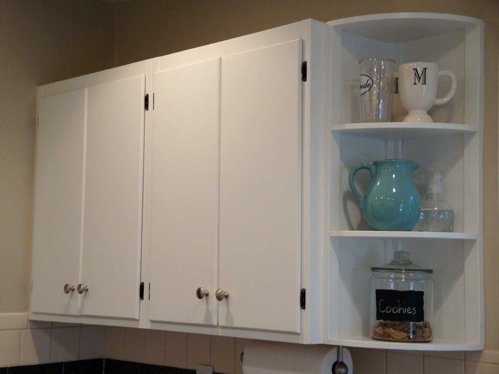 Beadboard White Kitchen Cabinets