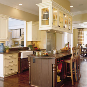 best antique white kitchen cabinets