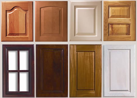 Kitchen and bathroom cabinet door styles that you might for Different door designs
