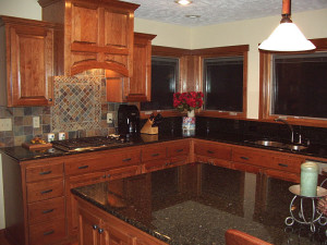 best cherry wood cabinets design