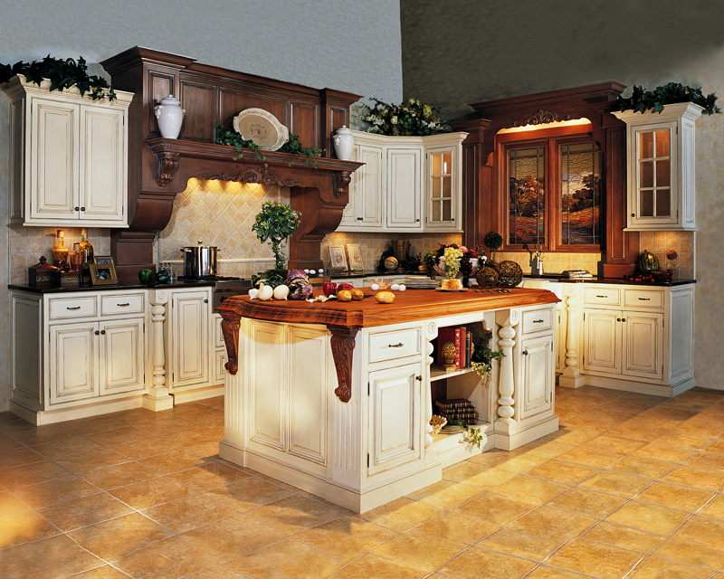 The idea behind custom kitchen cabinets direct