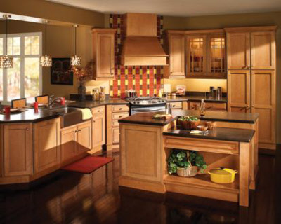 kitchen cabinets wholesale to meet domestic kitchen requirements