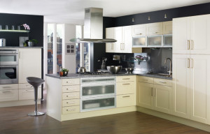 best white shaker kitchen cabinets