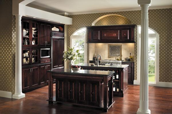 Cherry kitchen cabinets a detailed analysis cabinets direct for Kitchen cabinets direct