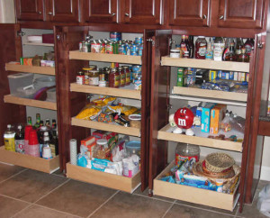 cool pantry cabinets