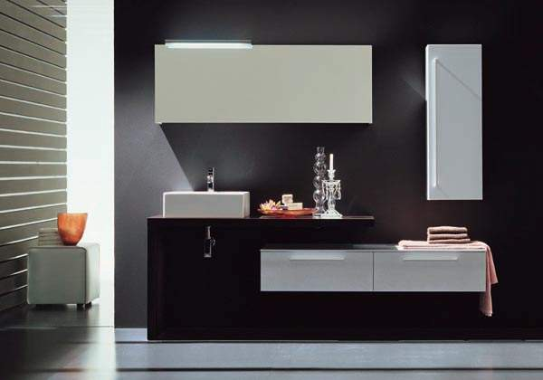 Perfect Exquisite Bath Vanity Cabinets