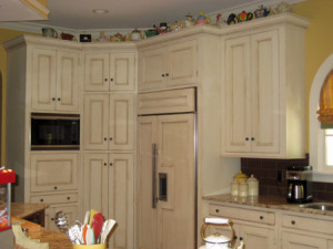 exquisite white kitchen cabinets