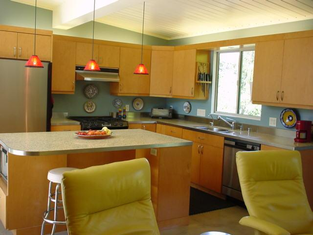 Mid Century Kitchen Cabinets All Home Designs Best Mid Century Within