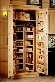 optional kitchen pantry cabinets