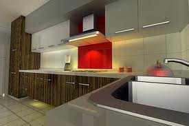 simple contemporary kitchen cabinets design