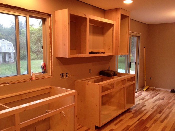 How To Build Kitchen Cabinets1 How To Build Kitchen Cabinets For Your