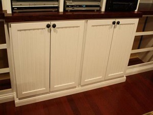 tips on how to make shaker cabinet doors