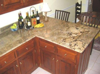 Beautiful granite countertops colors