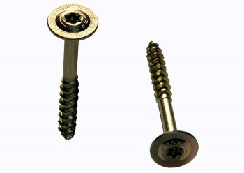 Best spax deck screws