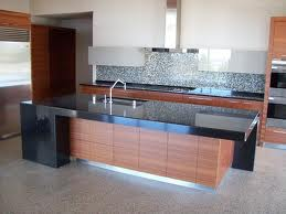 Modern granite kitchen counter tops