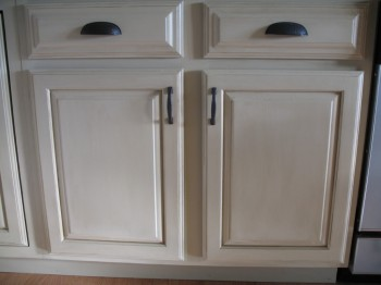 best sturdy refinishing oak cabinets