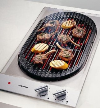 electric cooktop with grill reviews