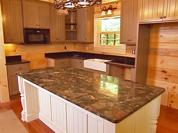 Options For Kitchen Countertops : Top Countertop Ideas For Creative House Interiors Cabinets Direct