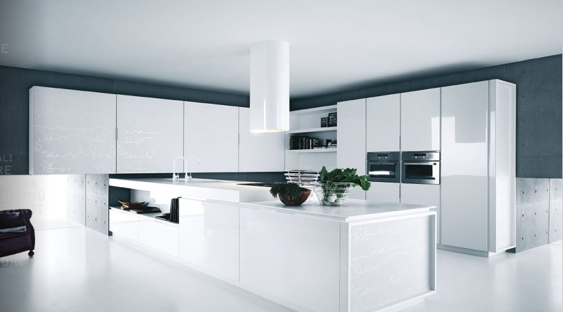 Tips of designing nice and simple modern kitchens for Nice modern kitchens