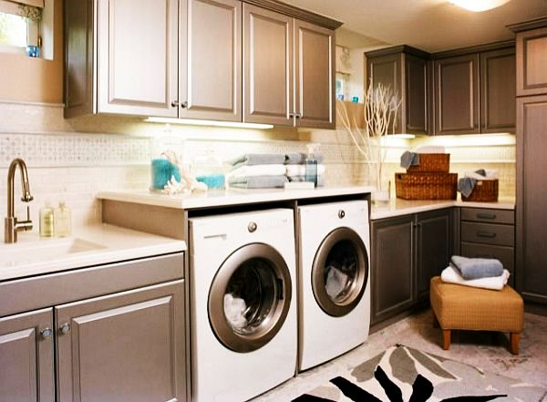 Durable And Reliable Laundry Room Cabinets | Cabinets Direct