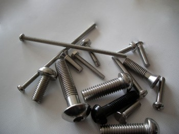 stainless steel machine screws Products