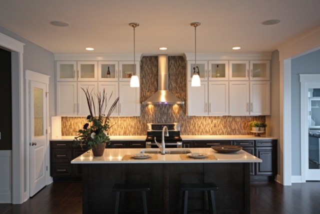 kitchen white upper cabinets dark lower contemporary kitchen cabinets cabinets direct 22186